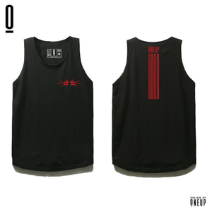 ONEUP ST02 LONG SLEEVELESS - HANDCRAB - BLACK